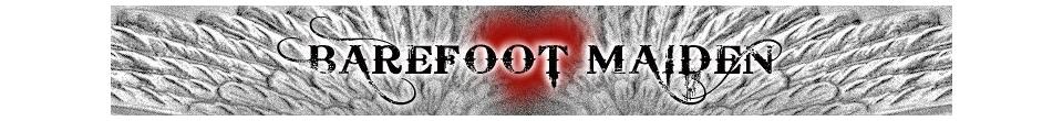 Barefoot Maiden Banner